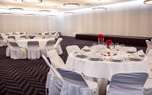 Hotel El Ejecutivo by Reforma Avenue, elegante equipamiento para tu celebración
