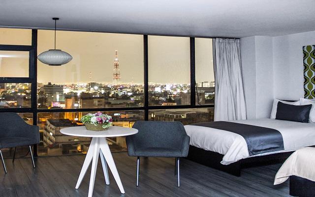 Hotel El Ejecutivo by Reforma Avenue, hermosas vistas de la ciudad