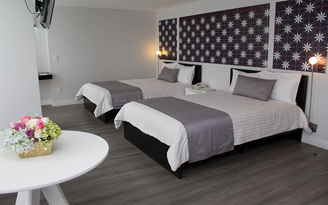 Hotel El Ejecutivo by Reforma Avenue, habitaciones bien equipadas