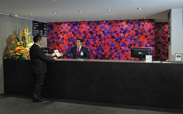 Hotel El Ejecutivo by Reforma Avenue, atención personalizada desde el inicio de su estancia
