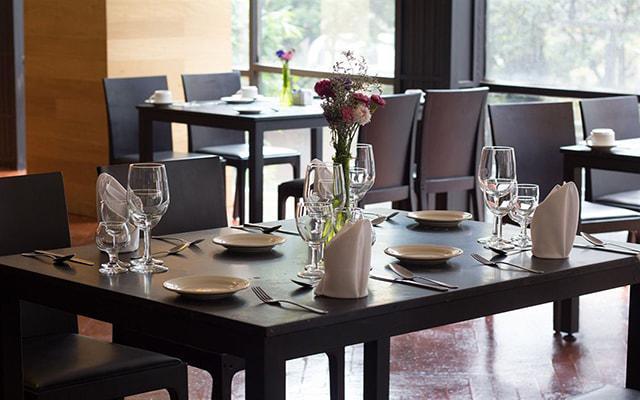 Hotel El Ejecutivo by Reforma Avenue, espacios de lujo para tus comidas