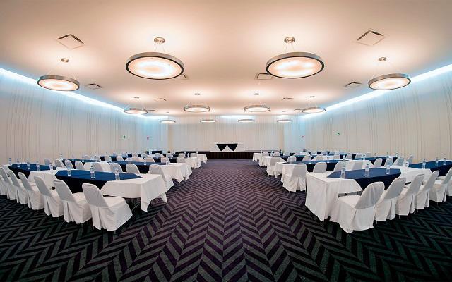 Hotel El Ejecutivo by Reforma Avenue, salones equipados de acuerdo a tu celebración