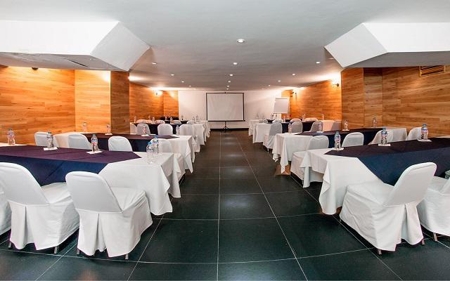 Hotel El Ejecutivo by Reforma Avenue, salón acondicionado para conferencias