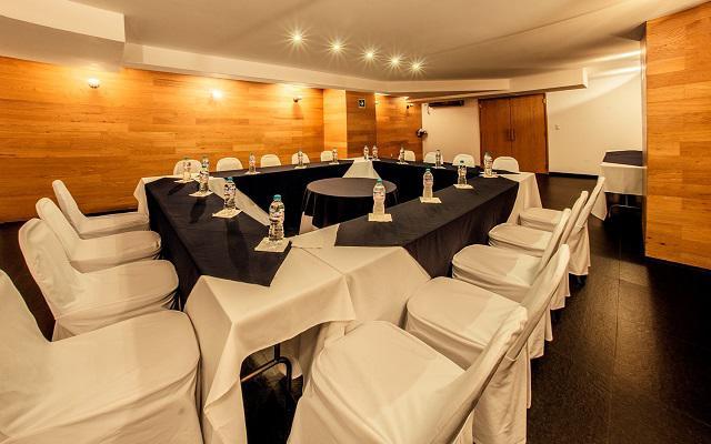 Hotel El Ejecutivo by Reforma Avenue, sala de juntas