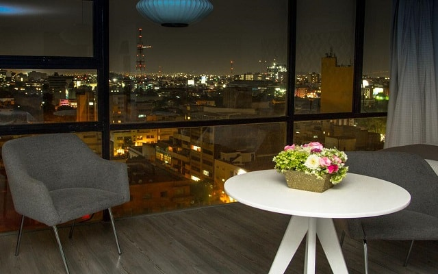 Hotel El Ejecutivo by Reforma Avenue, vistas increíbles