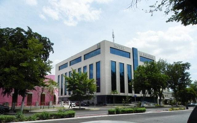 Hotel El Español Paseo de Montejo en Mérida Centro