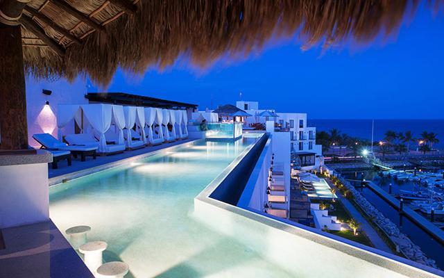 Hotel El Ganzo en Puerto Los Cabos