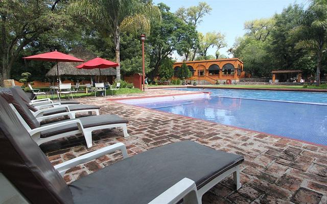 Hotel El Marqués Hacienda, amenidades preparadas para que disfrutes tu descanso