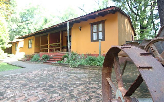 Hotel El Marqués Hacienda, ambientes fascinantes