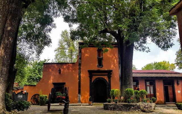 Hotel El Marqués Hacienda en Guanajuato Ciudad