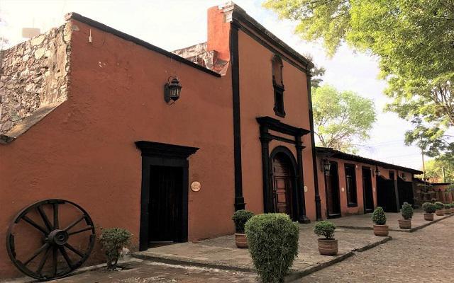Hotel El Marqués Hacienda, escenarios bellos para disfrutar
