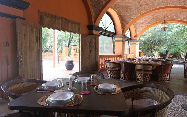 Hotel El Marqués Hacienda, gastronomía de calidad