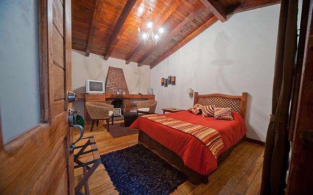 Hotel El Marqués Hacienda, habitaciones cómodas y acogedoras