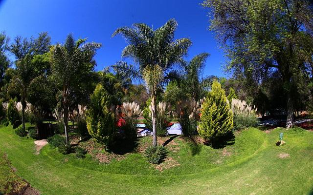 Hotel El Marqués Hacienda, disfruta una linda caminata