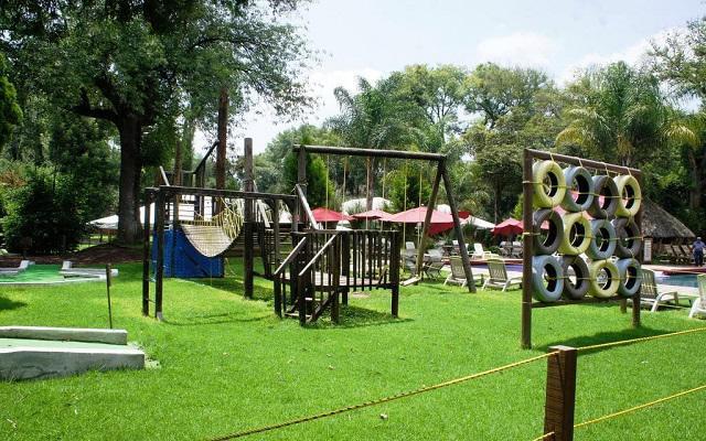 Hotel El Marqués Haciendaa, área de juegos