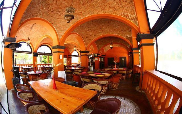 Hotel El Marqués Hacienda, Restaurante Los Arcos