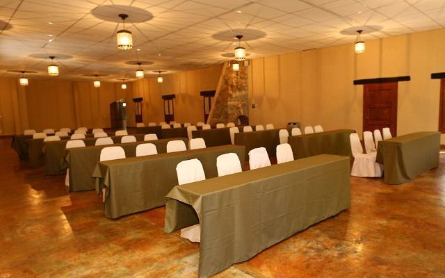 Hotel El Marqués Hacienda, sala de reuniones