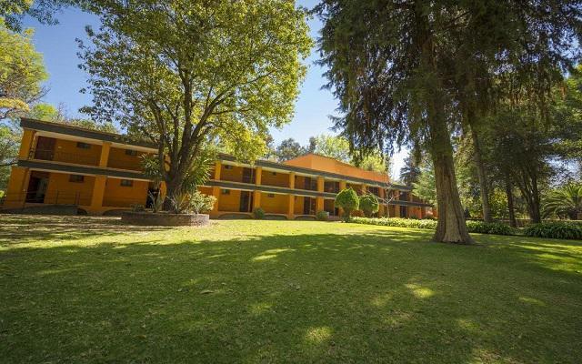 Hotel El Marqués Hacienda, puedes aprovechar para dar un paseo en bicicleta