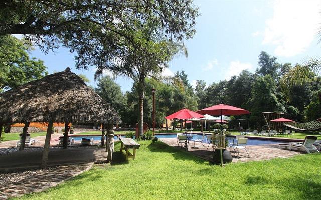Hotel El Marqués Hacienda, sitios ideales para encontrar paz