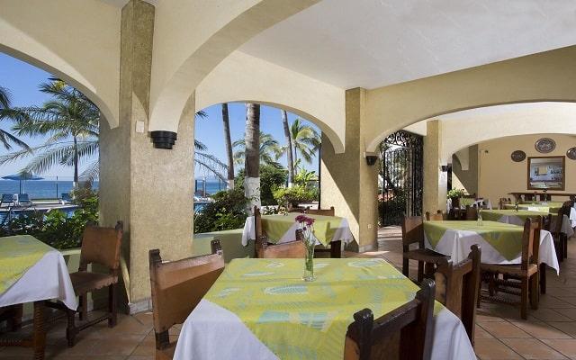 Hotel El Pescador Vallarta Centro, escenario ideal para tus alimentos