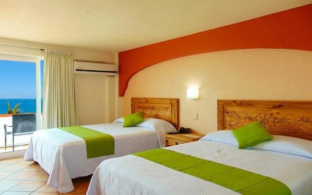 Hotel El Pescador Vallarta Centro, espacios acogedores para tu descanso