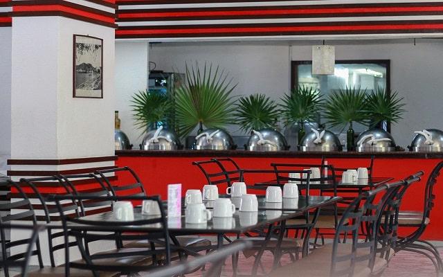 Hotel El Presidente Acapulco, buena gastronomía