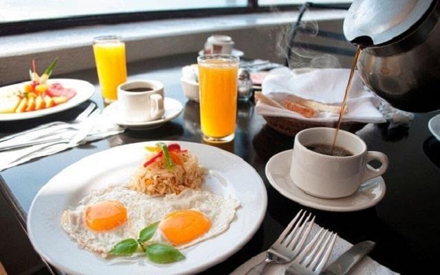 Hotel El Presidente Acapulco, buena manera de comenzar el día