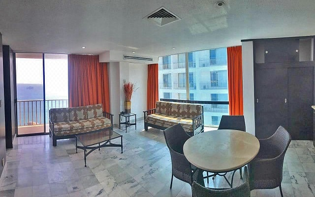 Hotel El Presidente Acapulco, confort en cada sitio