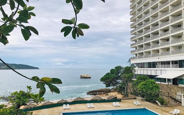 Hotel El Presidente Acapulco, disfruta de la inmensidad del oceano