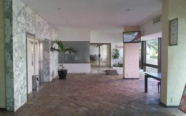 Hotel El Presidente Acapulco, dispone de elevadores