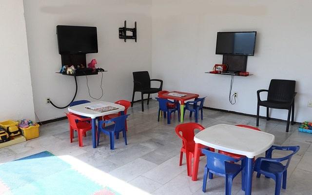 Hotel El Presidente Acapulco, espacio para que se diviertan los pequeños