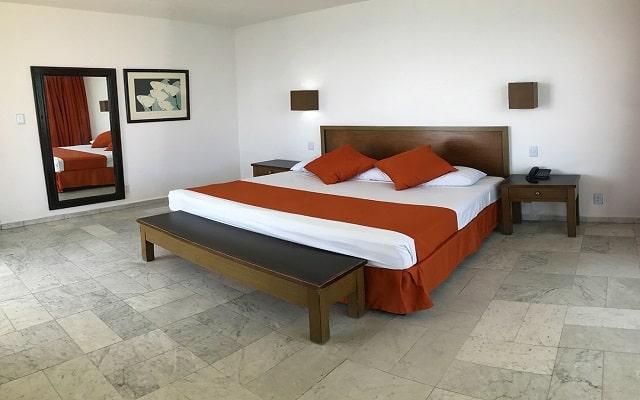 Hotel El Presidente Acapulco, espacios pensados para tu descanso