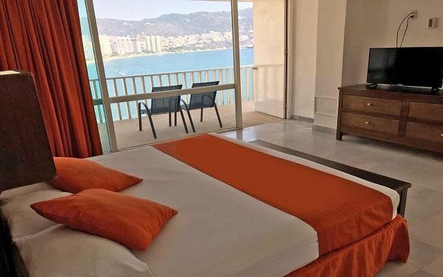Hotel El Presidente Acapulco, goza de la comodidad de tu habitación