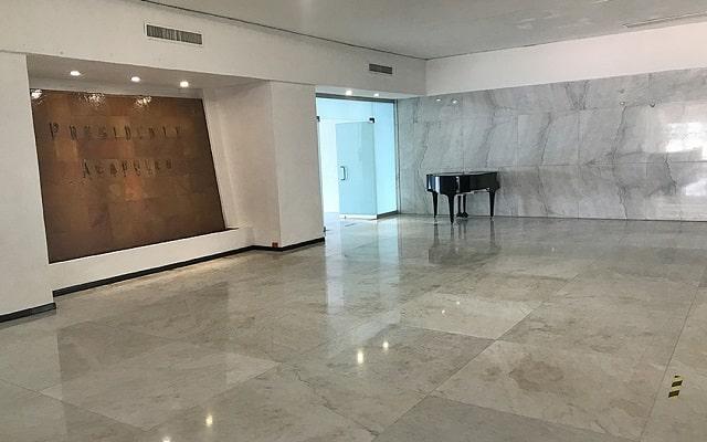 Hotel El Presidente Acapulco, Lobby