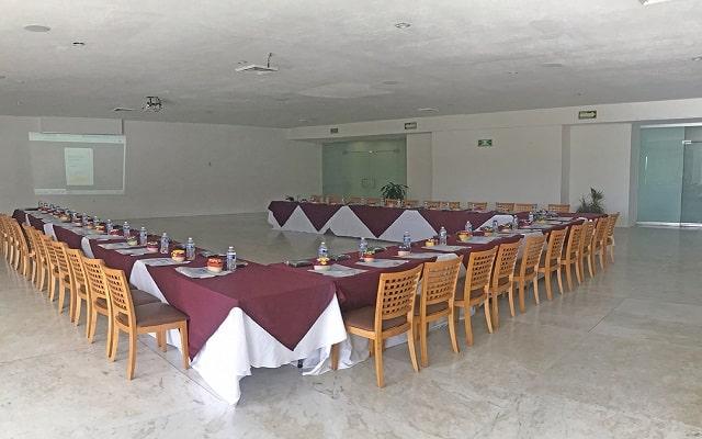 Hotel El Presidente Acapulco, salón de eventos