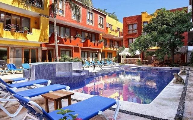 Hotel El Pueblito de Sayulita en Sayulita