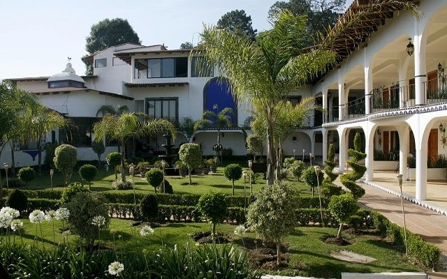 Hotel El Rebozo en Valle de Bravo