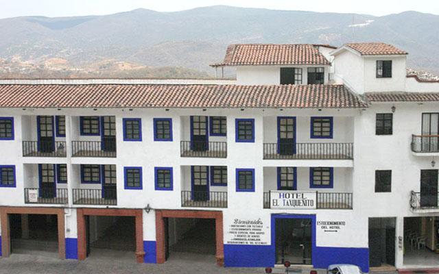 Hotel El Taxqueñito en Taxco Ciudad