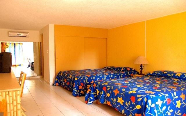 Hotel El Tropicano Acapulco, habitaciones cómodas y acogedoras