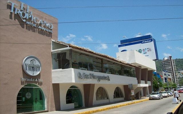 Hotel El Tropicano Acapulco en Zona Dorada