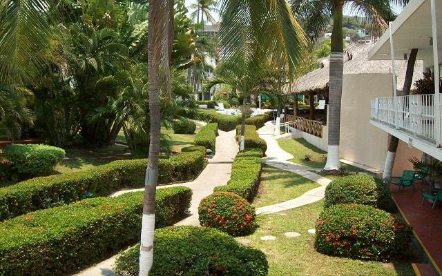 Hotel El Tropicano Acapulco, cómodas instalaciones
