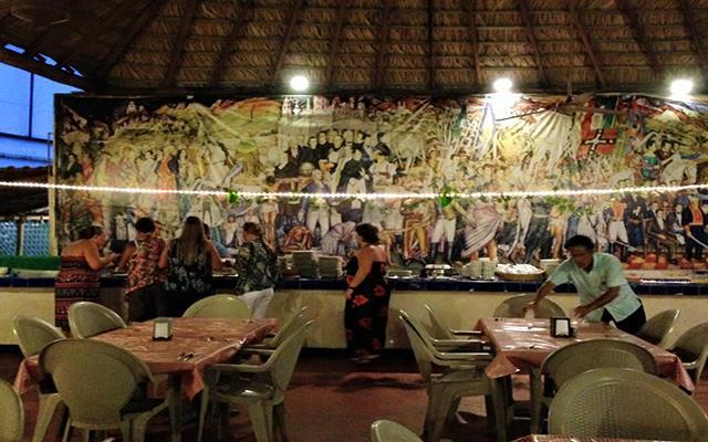 Hotel El Tropicano Acapulco, Restaurante La Cabaña