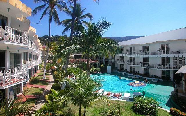 Hotel El Tropicano Acapulco, hermosos espacios para descansar