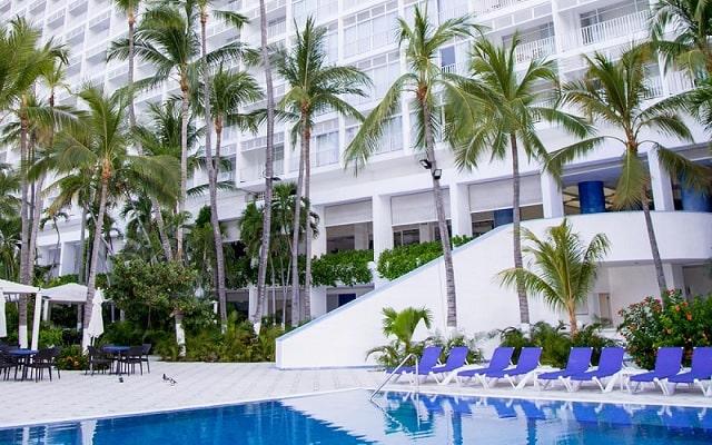 Hotel Elcano Acapulco, buen servicio