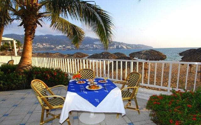 Hotel Elcano Acapulco, escenario ideal para tus alimentos