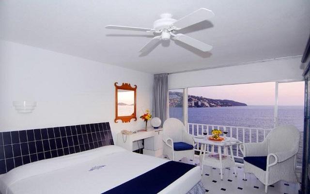 Hotel Elcano Acapulco, habitaciones con vistas hermosas