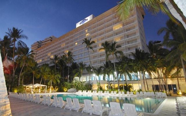 Hotel Elcano Acapulco en Zona Dorada