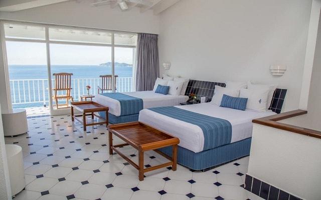 Hotel Elcano Acapulco, espacios diseñados para tu descanso