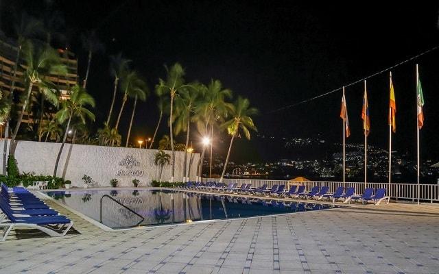 Hotel Elcano Acapulco, noches inolvidables