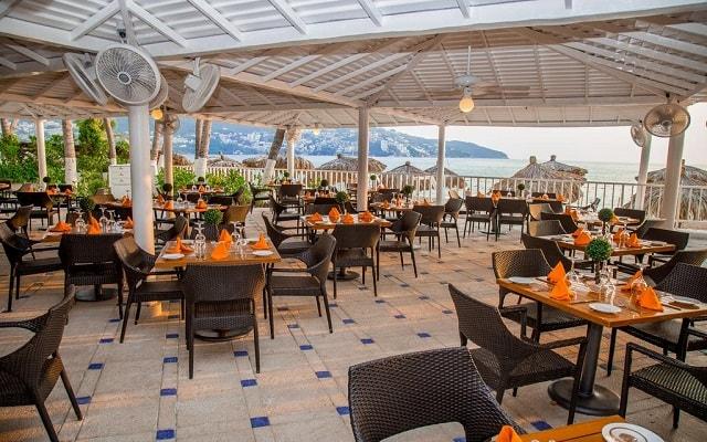 Hotel Elcano Acapulco, buena propuesta gastronómica